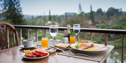 Bed & Breakfast​ Promotion